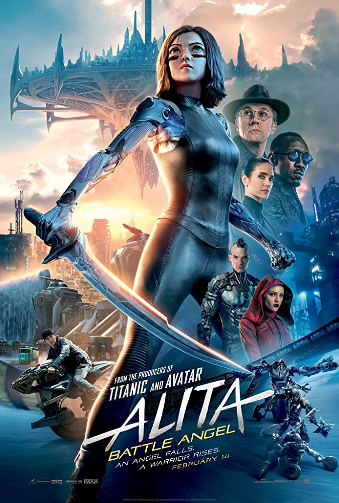 download alita battle angel 2019