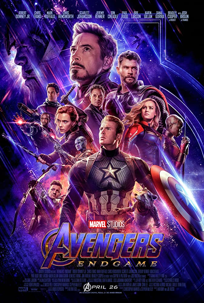 download avengers endgame 2019