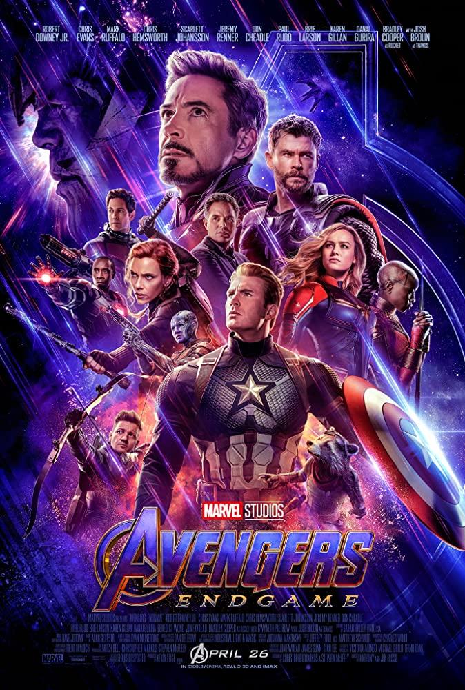 download avengers endgame 2019