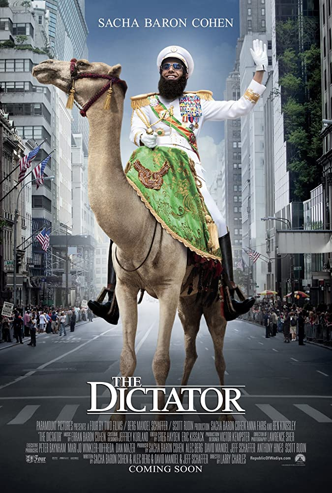 download the dictator 2012