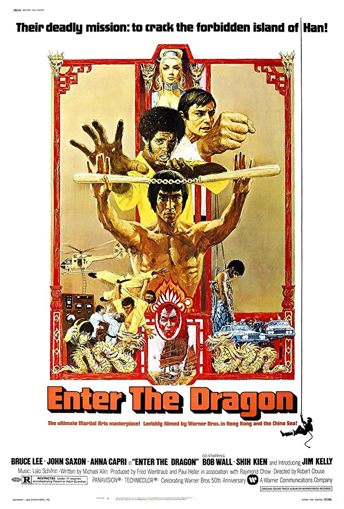 download enter the dragon 1973