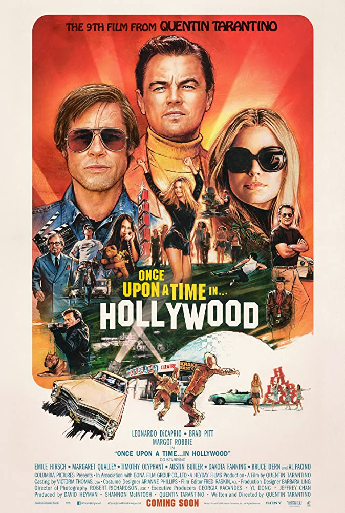 download once upon a time in hollywood 2019 from moviecoreph