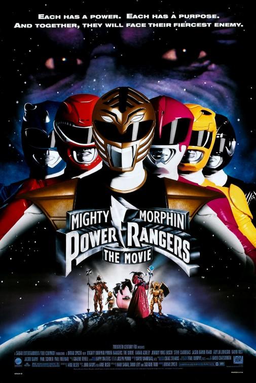 download power rangers 1995