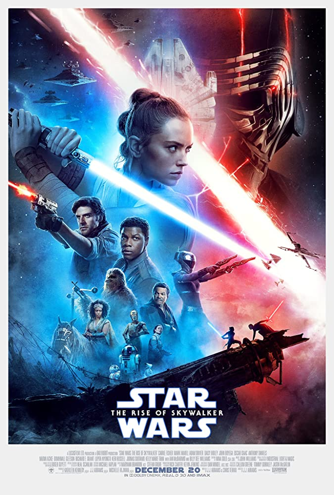 download star wars episode IX the rise of skywalker 2019