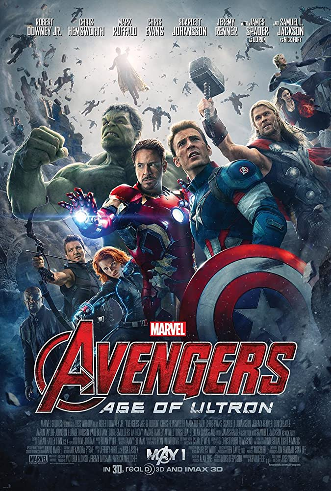 download avengers age of ultron 2015