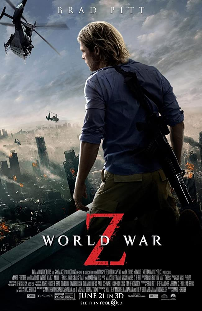 download world war z 2013