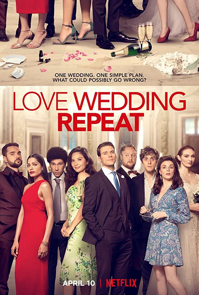 download love wedding repeat 2020