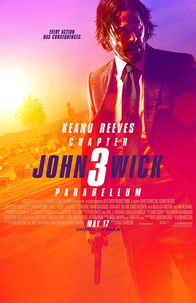 download john wick chapter 3 parabellum 2019