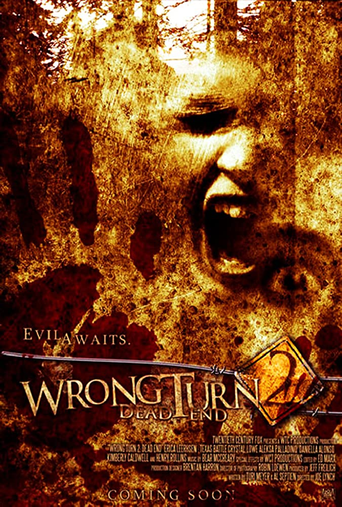 download wrong turn 2 dead end 2007