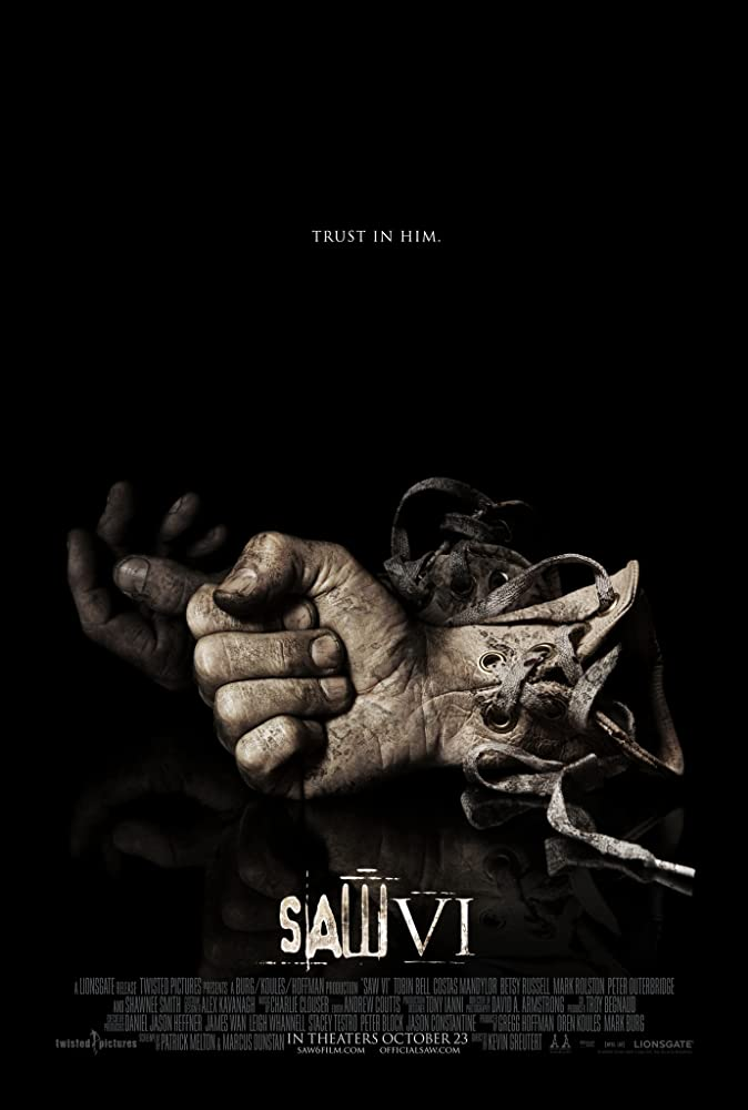 download saw 6 2009 from the moviecoreph