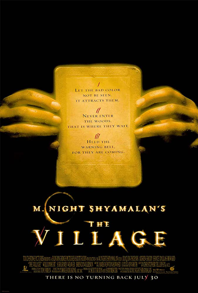download the village 2004 from the moviecoreph
